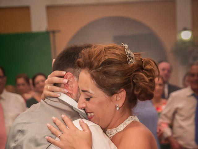 La boda de Juandi y Pili en El Rocio, Huelva 42