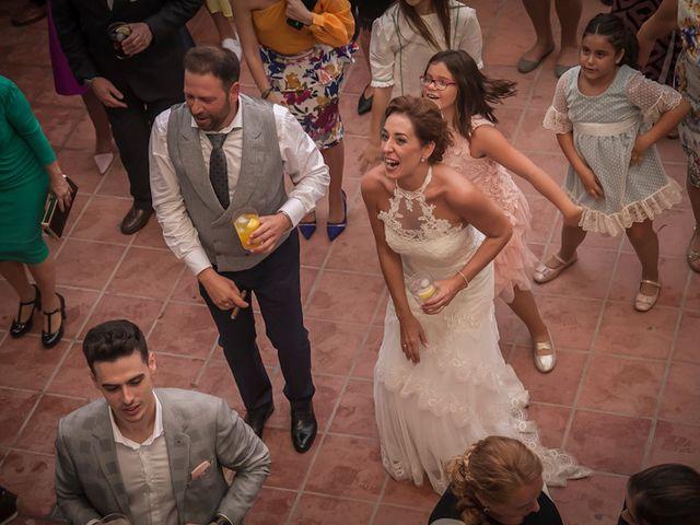La boda de Juandi y Pili en El Rocio, Huelva 43