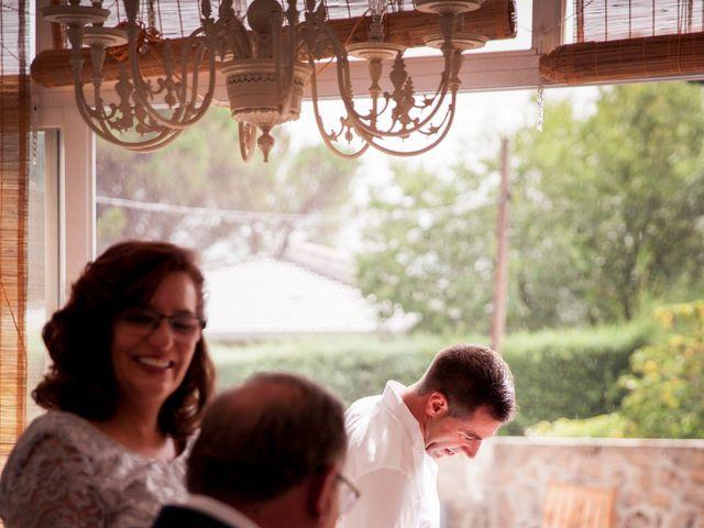 La boda de Ángel y Tamara en Collado Villalba, Madrid 8
