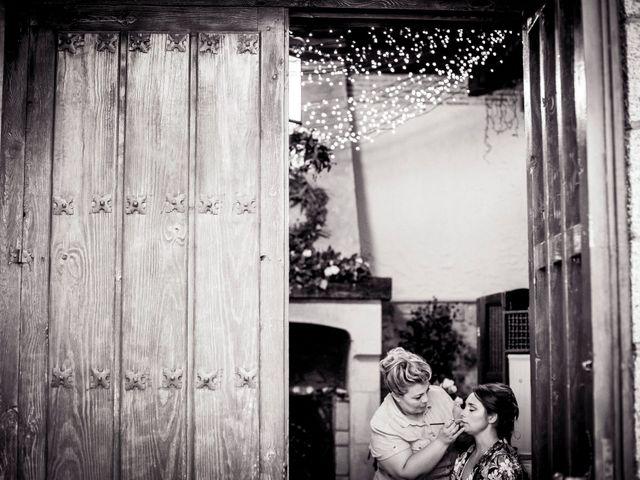 La boda de Ángel y Tamara en Collado Villalba, Madrid 16