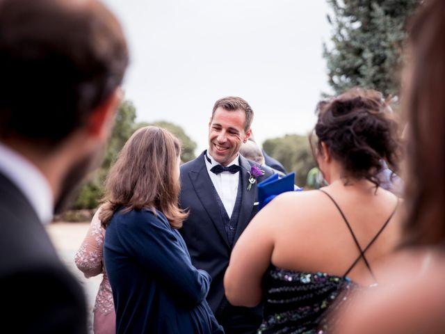 La boda de Ángel y Tamara en Collado Villalba, Madrid 24