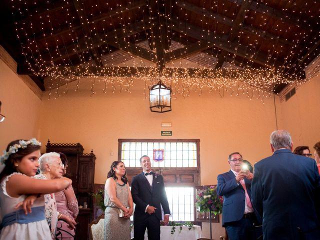 La boda de Ángel y Tamara en Collado Villalba, Madrid 25
