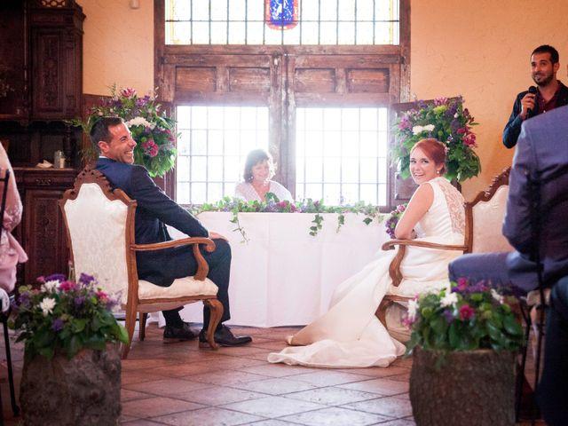 La boda de Ángel y Tamara en Collado Villalba, Madrid 32
