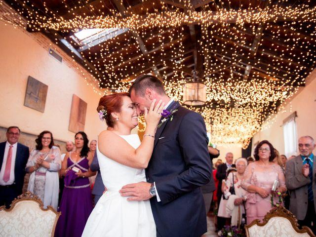 La boda de Ángel y Tamara en Collado Villalba, Madrid 1