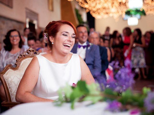 La boda de Ángel y Tamara en Collado Villalba, Madrid 35