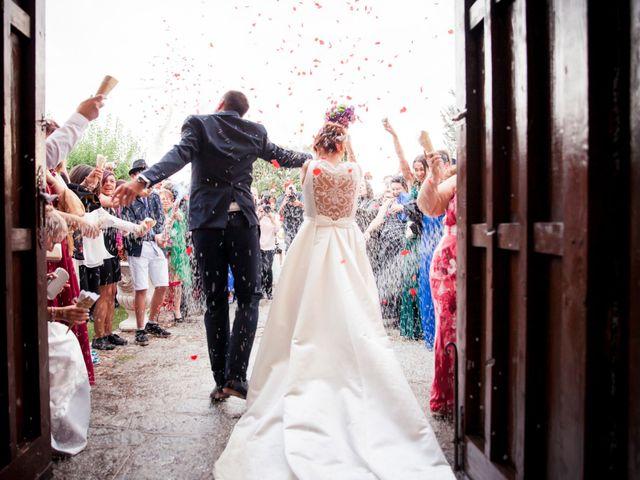 La boda de Ángel y Tamara en Collado Villalba, Madrid 38