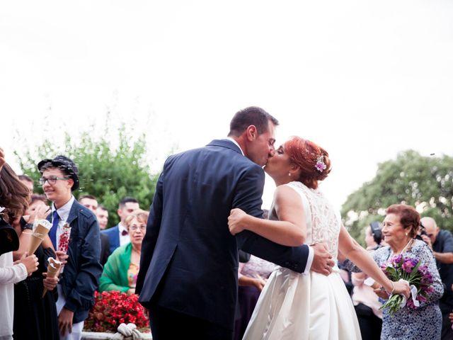 La boda de Ángel y Tamara en Collado Villalba, Madrid 40