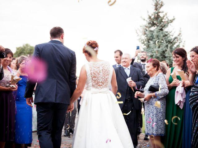 La boda de Ángel y Tamara en Collado Villalba, Madrid 41