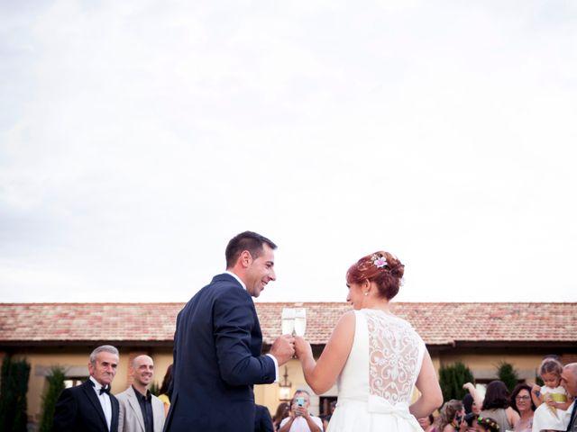 La boda de Ángel y Tamara en Collado Villalba, Madrid 42