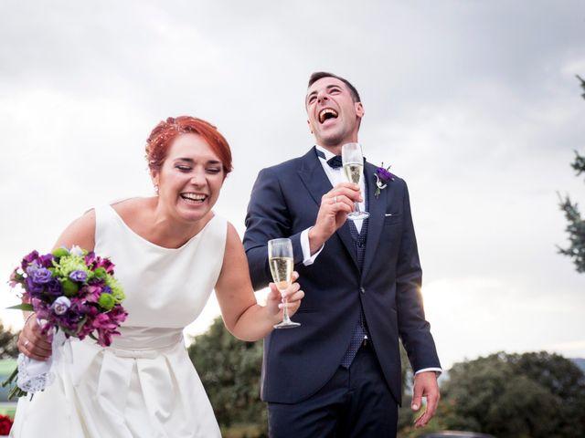 La boda de Ángel y Tamara en Collado Villalba, Madrid 43