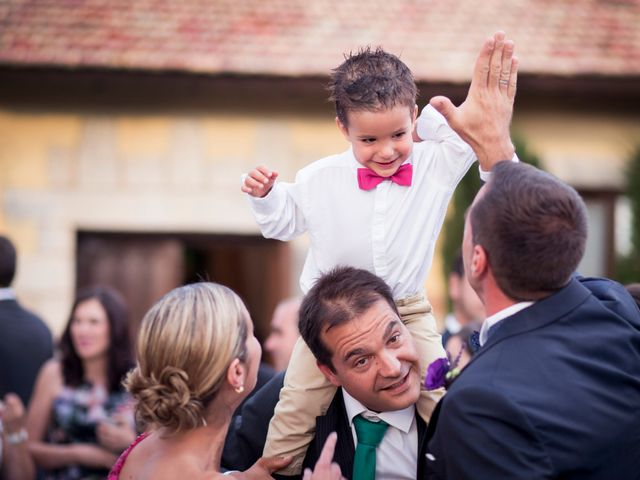 La boda de Ángel y Tamara en Collado Villalba, Madrid 44