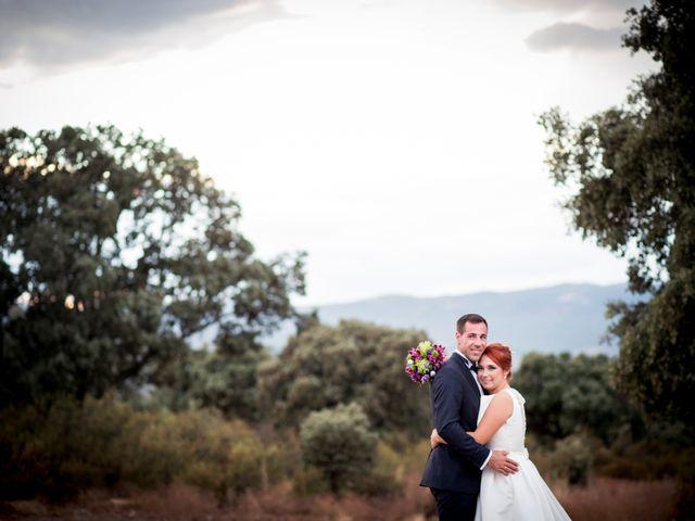 La boda de Ángel y Tamara en Collado Villalba, Madrid 48