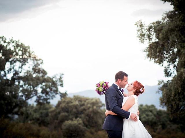 La boda de Ángel y Tamara en Collado Villalba, Madrid 49