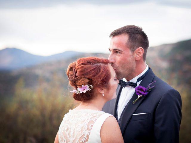 La boda de Ángel y Tamara en Collado Villalba, Madrid 52