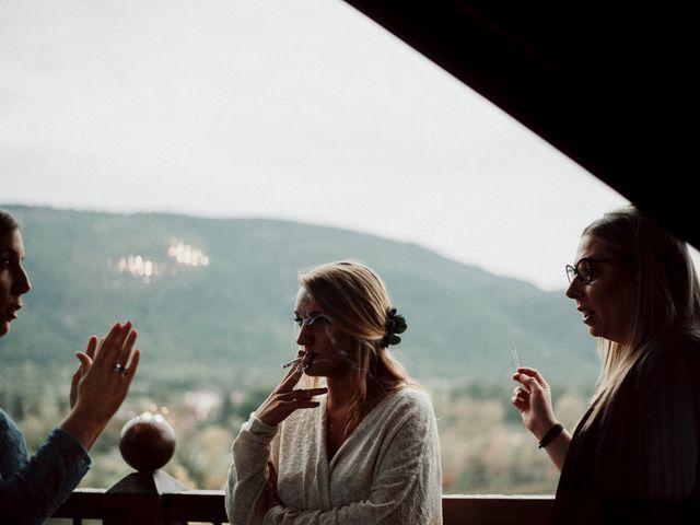 La boda de Manuel y Raquel en Morillo De Tou, Huesca 20