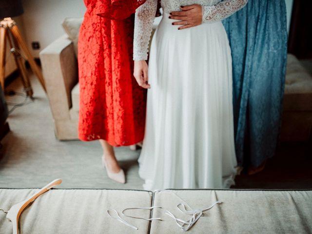 La boda de Manuel y Raquel en Morillo De Tou, Huesca 26