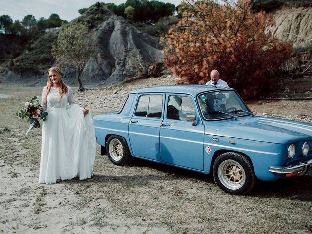 La boda de Manuel y Raquel en Morillo De Tou, Huesca 33