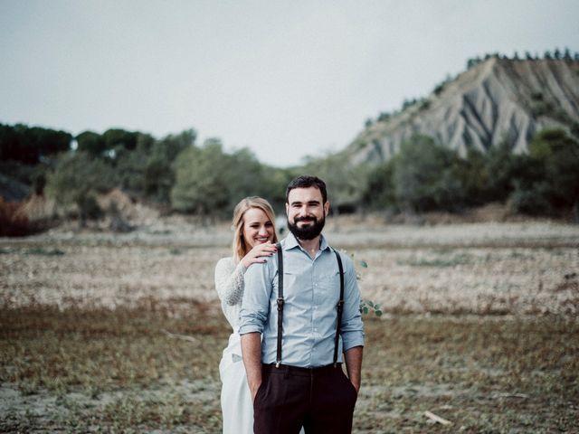 La boda de Manuel y Raquel en Morillo De Tou, Huesca 37