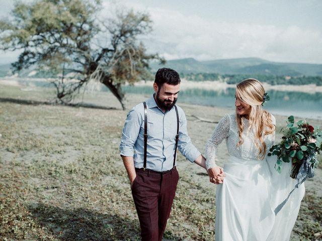 La boda de Manuel y Raquel en Morillo De Tou, Huesca 41