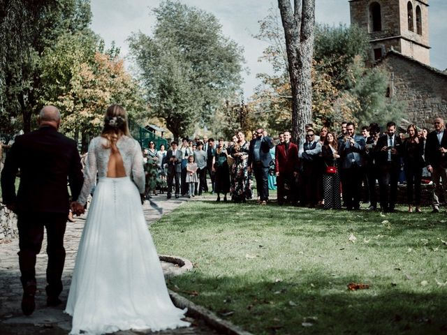 La boda de Manuel y Raquel en Morillo De Tou, Huesca 49