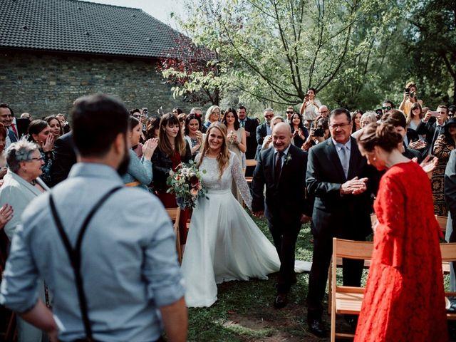 La boda de Manuel y Raquel en Morillo De Tou, Huesca 50