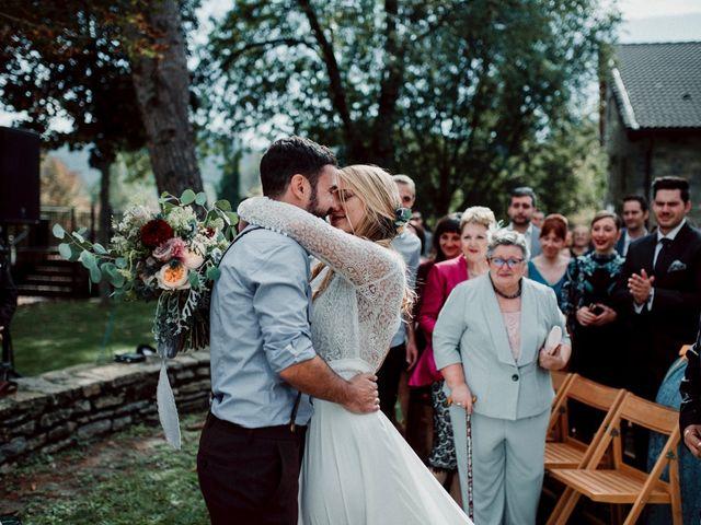 La boda de Manuel y Raquel en Morillo De Tou, Huesca 51