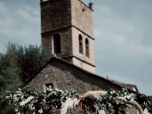 La boda de Manuel y Raquel en Morillo De Tou, Huesca 57