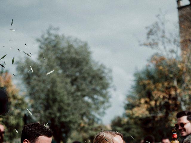 La boda de Manuel y Raquel en Morillo De Tou, Huesca 59