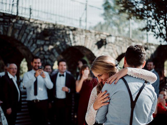 La boda de Manuel y Raquel en Morillo De Tou, Huesca 63