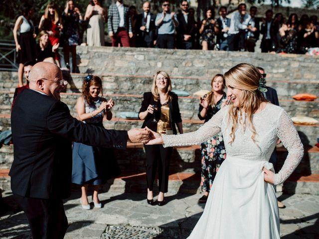 La boda de Manuel y Raquel en Morillo De Tou, Huesca 64