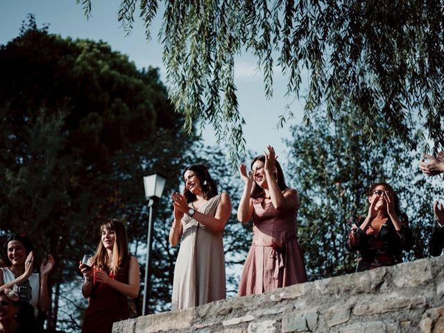 La boda de Manuel y Raquel en Morillo De Tou, Huesca 65
