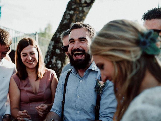 La boda de Manuel y Raquel en Morillo De Tou, Huesca 69