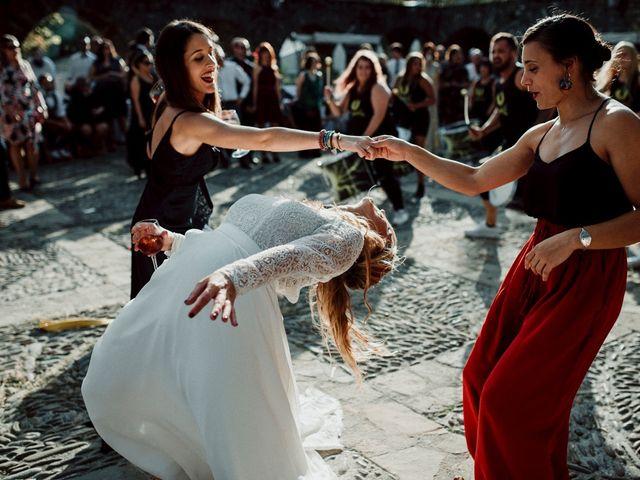La boda de Manuel y Raquel en Morillo De Tou, Huesca 71