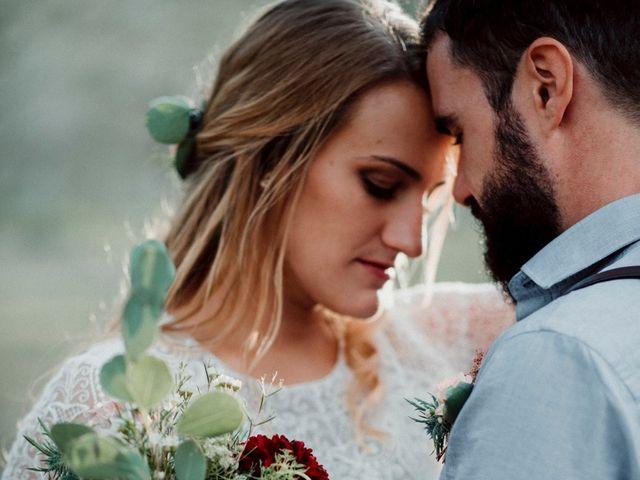 La boda de Manuel y Raquel en Morillo De Tou, Huesca 78