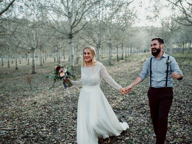 La boda de Manuel y Raquel en Morillo De Tou, Huesca 79