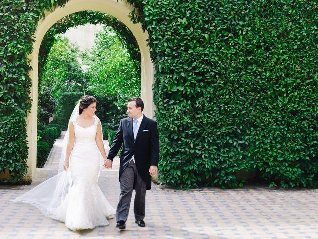 La boda de Lucía y Miguel Ángel
