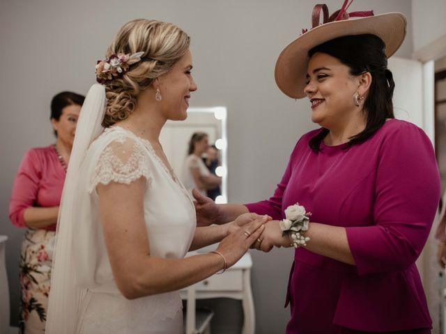La boda de David y Maria en Ontinyent, Valencia 10