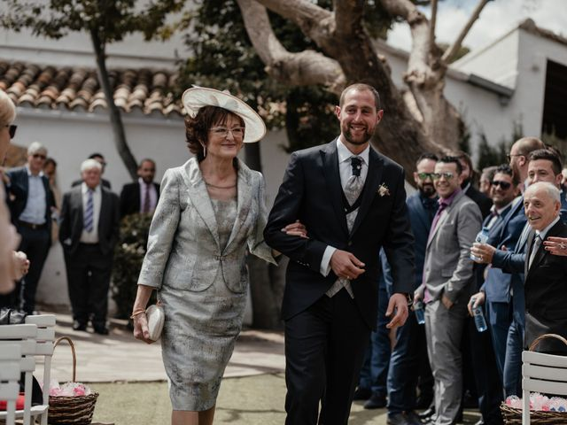 La boda de David y Maria en Ontinyent, Valencia 19