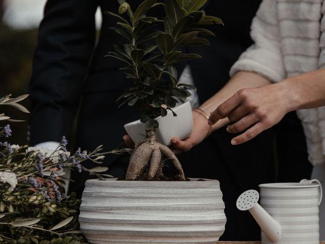 La boda de David y Maria en Ontinyent, Valencia 32
