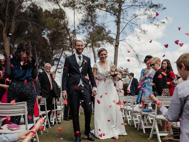 La boda de David y Maria en Ontinyent, Valencia 35