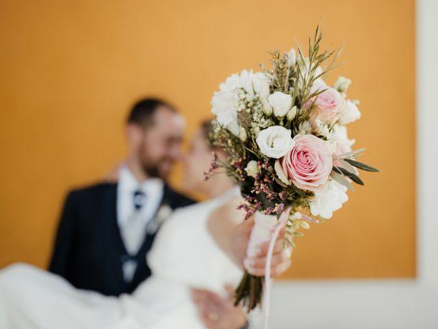 La boda de David y Maria en Ontinyent, Valencia 43