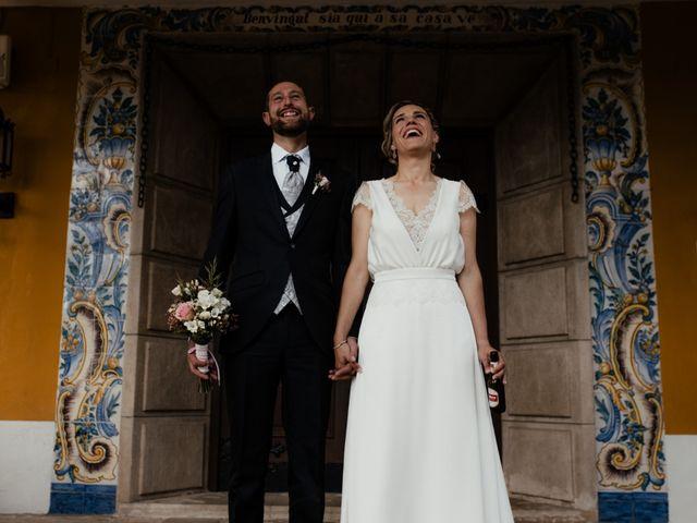 La boda de David y Maria en Ontinyent, Valencia 44