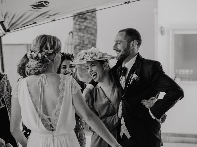 La boda de David y Maria en Ontinyent, Valencia 45