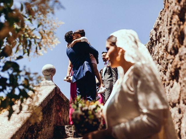 La boda de Daniel y Mercedes en Baños De Montemayor, Cáceres 1