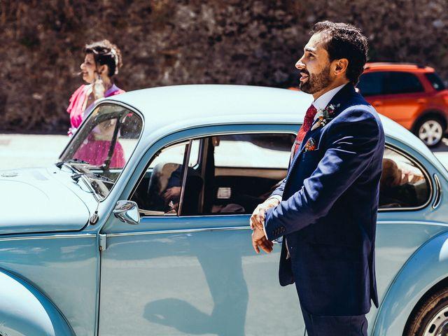 La boda de Daniel y Mercedes en Baños De Montemayor, Cáceres 5