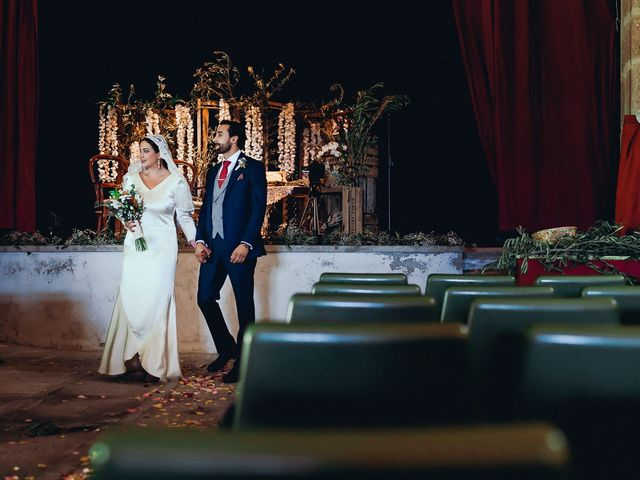 La boda de Daniel y Mercedes en Baños De Montemayor, Cáceres 8