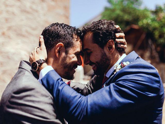 La boda de Daniel y Mercedes en Baños De Montemayor, Cáceres 10