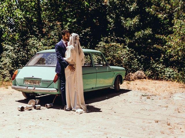 La boda de Daniel y Mercedes en Baños De Montemayor, Cáceres 11