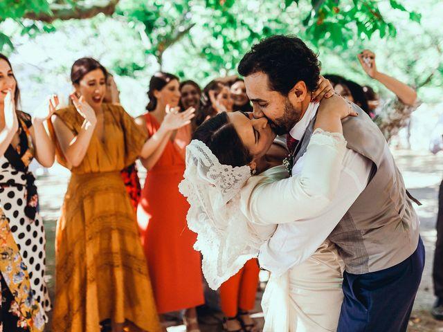 La boda de Daniel y Mercedes en Baños De Montemayor, Cáceres 14