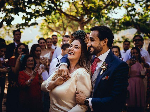 La boda de Daniel y Mercedes en Baños De Montemayor, Cáceres 19